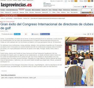 congreso directores golf