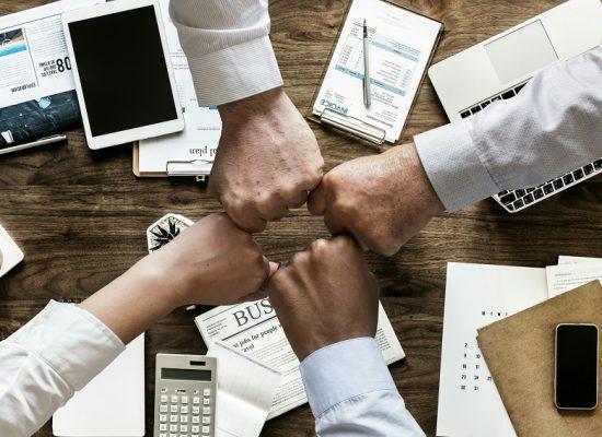 equipo, asociaciones, teamwork