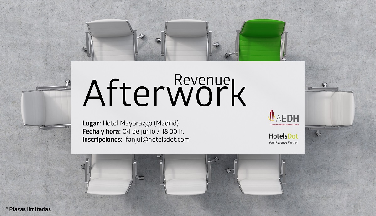 Afterwork HotelsDot Revenue Management