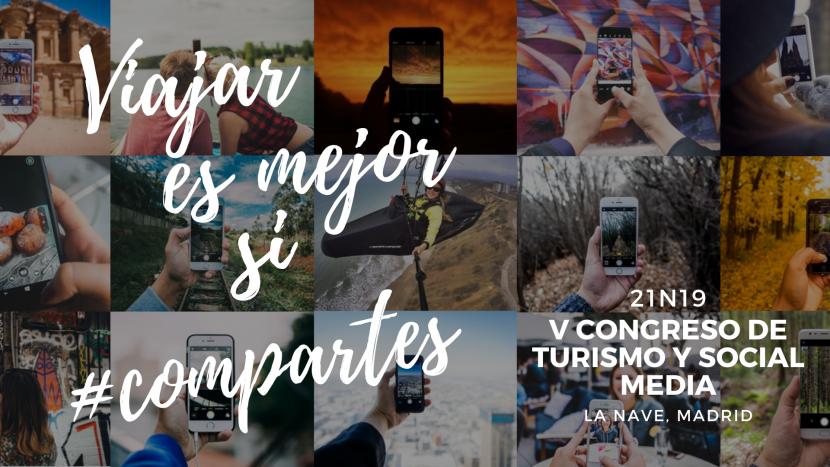 Viajar es mejor si compartes